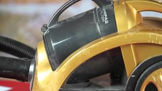 Sound of the vacuum cleaner Therapy for tinnitus