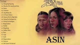 ASIN Greatest Hits Collection (Full Album) - ASIN tagalog LOVe Songs Of All Time #1