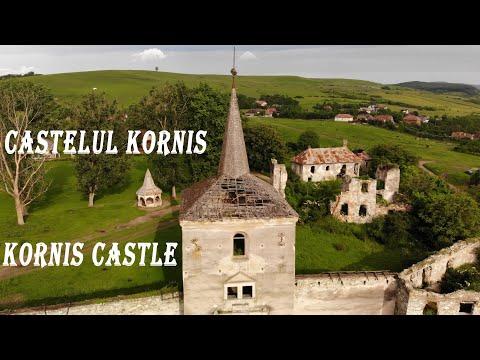 Castelul Kornis, Mănăstirea,