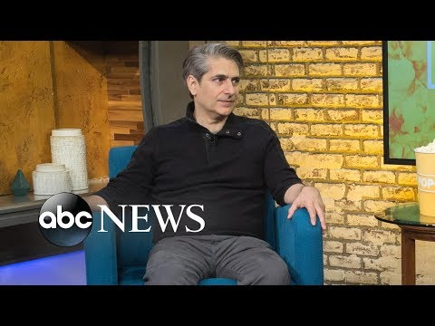 Former 'Sopranos' star Michael Imperioli talks his literary debut