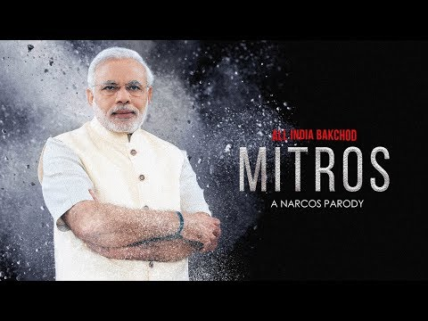 Mitros : A Narcos Parody