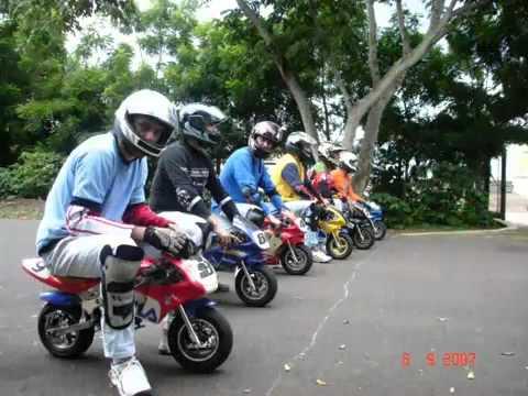 xe ruồi bay,motomini 50cc,minibike 50cc, ở việt nam.mp4