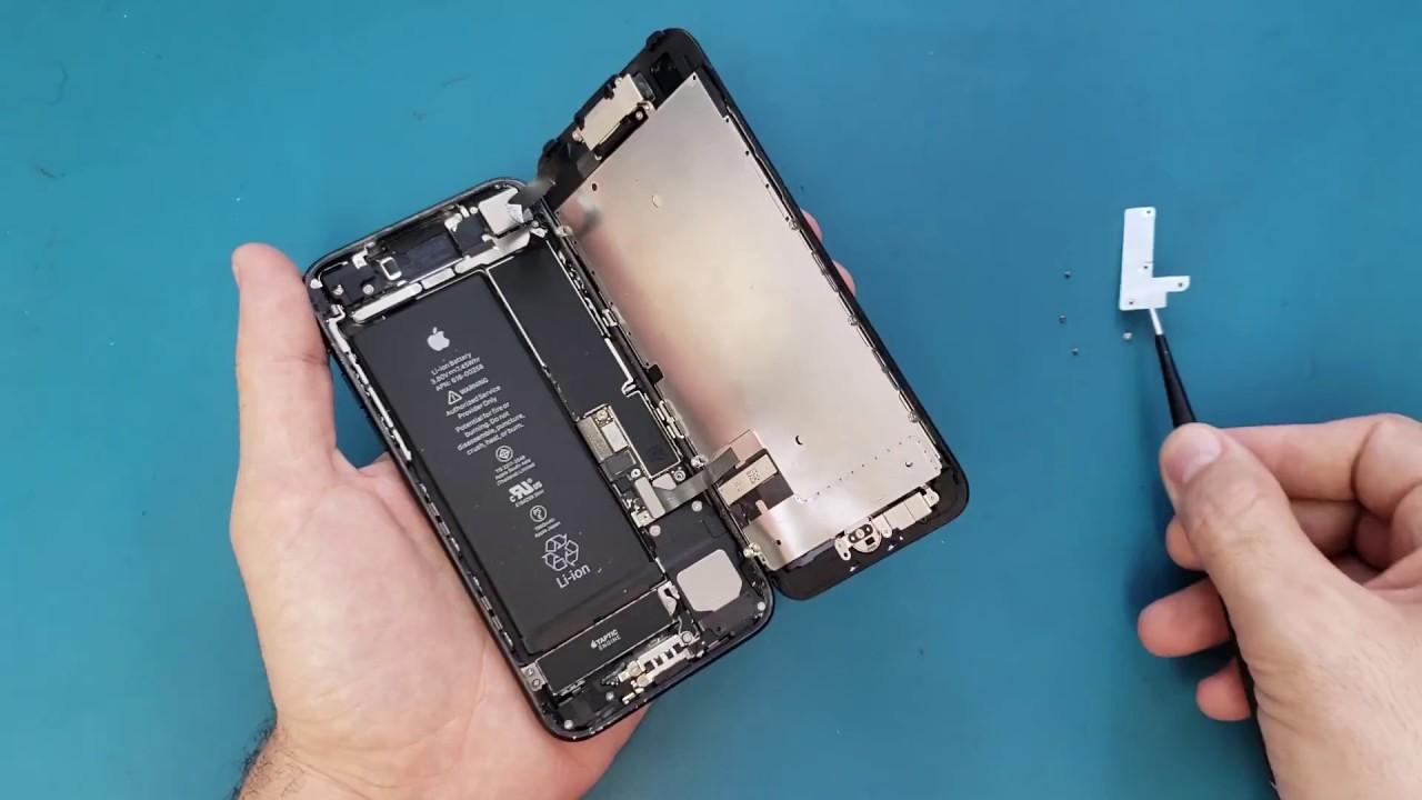 ثلاثة هواتف ايفون كانت مبدعة ايفون 7 وايفون 7 بلس وايفون 8 بلس Phone Electronic Products Iphone 7