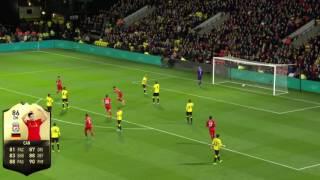 Fifa 17 Fallrückzieher Emre Can