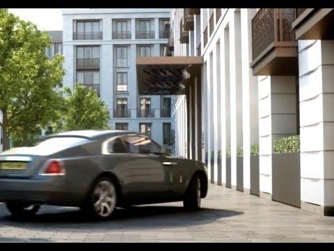Chelsea Barracks - Residences Film