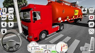 Euro Truck Evolution (Simulator) #6 - Truck Game Android IOS gameplay