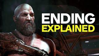 God of War's Ending Explained (SPOILERS)