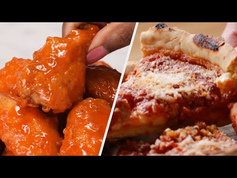 5 Fast Food Recipes You Can Make At Home • Tasty