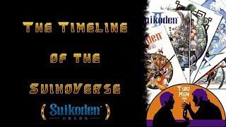 Suikoden Lore: The Suikoverse Timeline