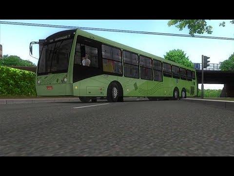 [OMSI 2] Caio Millenium II Scania K270 - Mapa Brasil Viagem Bahia + G27  #OMSI2 #OMSI