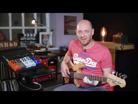Aguilar Bass Pedals Review /// Scott's Bass Lessons