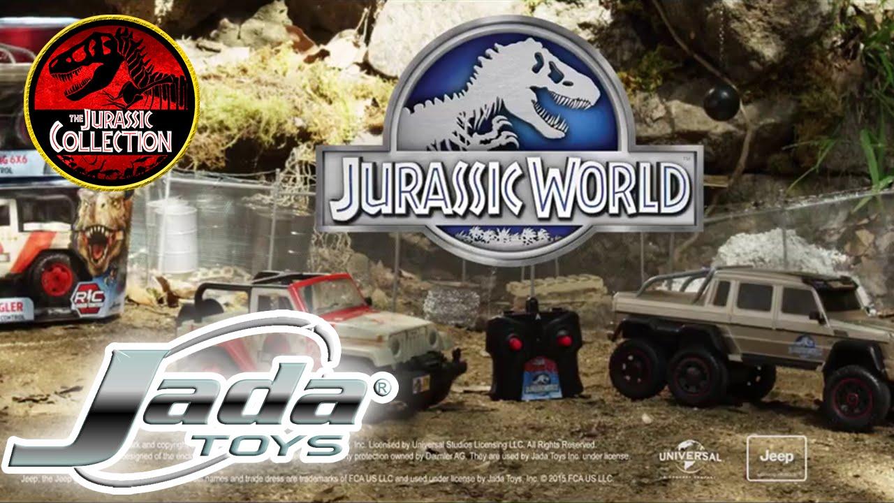 Jurassic World | JADA Toys Commercial