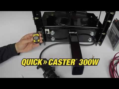 How To Program Your QUICK-CASTER 300W Spreader