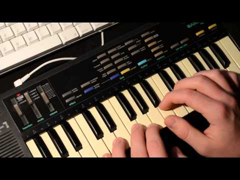 Casio sk-1 in depth analysis in 2.0 minutes. HD
