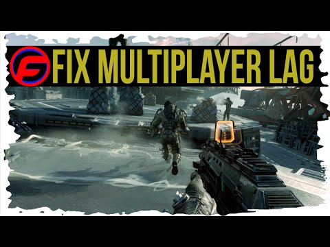 Call of Duty Advanced Warfare How to FIX MULTIPLAYER LAG OPEN NAT TYPE