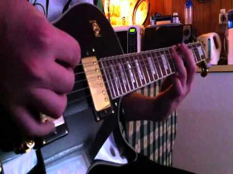 tool - parabola (guitar cover)