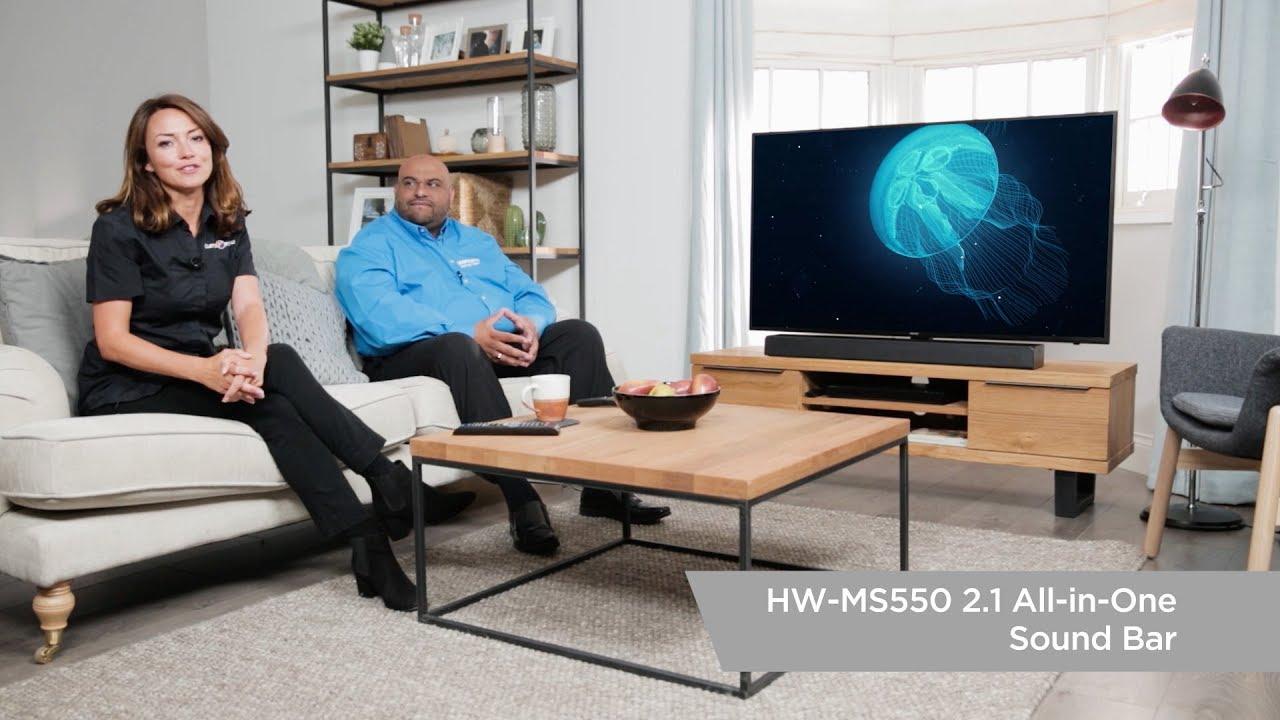 Análisis Barra de Sonido Samsung HW-MS550