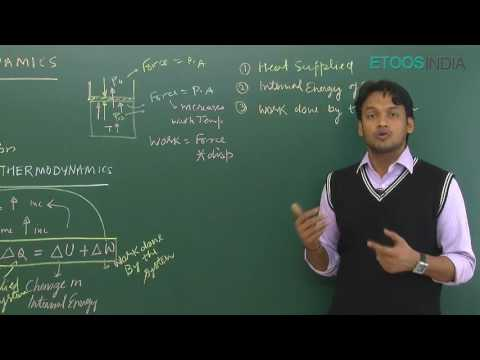 Thermodynamic of  Physics for IIT JEE Main & Advanced by NKC Sir.