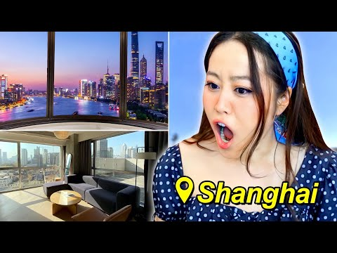 Apartment Hunting in SHANGHAI.. we're moving to china?!