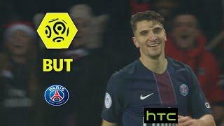 But Thomas MEUNIER (25') / Paris Saint-Germain - FC Lorient (5-0) -  / 2016-17