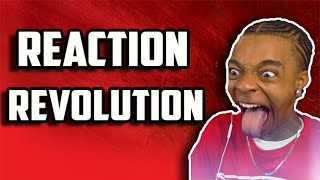 Reaction Channel Revolution ( Reacting to reaction channels)