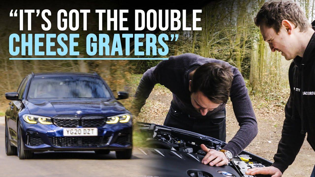 Non-Car Guy Reviews: BMW M340d Touring