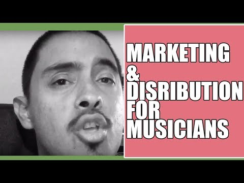 Marketing & Distribution for Musicians | Music Business Advice
