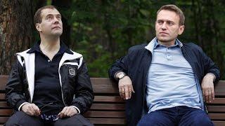 Встреча Навального с Медведевым, после того как димон увидел фильм-расследование. Шок!!!