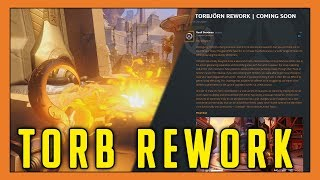 Seagull Reviewing Torbjorn Rework! - Overwatch