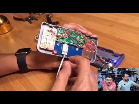 3D Hangouts - Drones, PiGRRL Zero, Type A Machines @adafruit #3DHangouts #3DPrinting #3DThursday