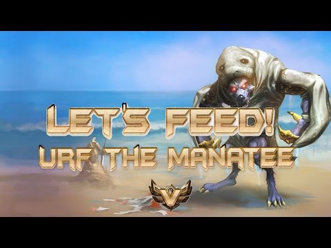 Let's Feed! | Urf The Manatee Gameplay