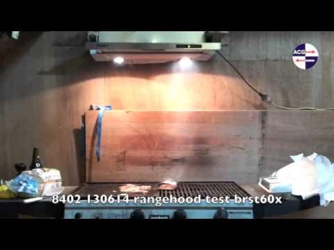 ACGoulding 8402 130614 rangehood test BRST60X