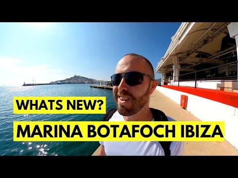 Changes aroundMarina Botafoch Ibiza, Pacha & Talamanca, summer in Ibiza 2021