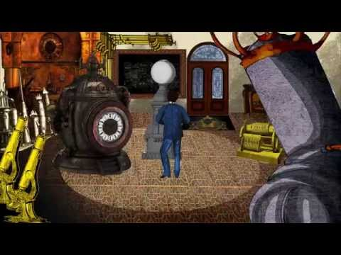 Time Machine, A Short Film by David Schneider