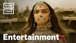 Why Bollywood Film 'Padmavati' Sparked Controversy And Violence | NowThis