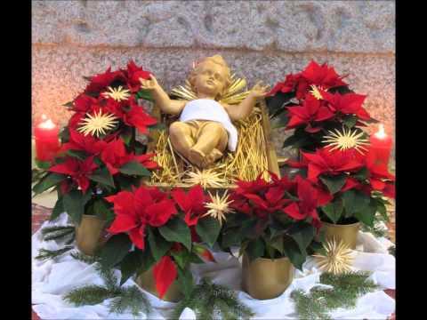 John Rutter - Christmas Lullaby / Weihnachts-Wiegenlied (Chor)