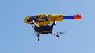 Nerf War: Killer Drone