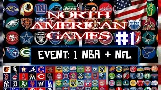 Nag-evento 1 Nba + Nfl Match 1.1 Georgia Vs Pensilvania