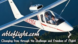 Able Flight, Sport Pilot Flight Training For Disabled - Success Stories!