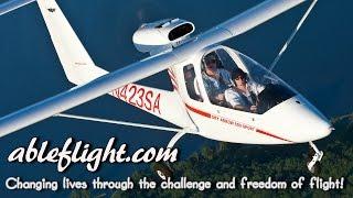Able Flight, Sport Pilot Flight Training For Disabled - Success Stories!