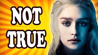 Top 10 Least Historically Accurate Things About Game of Thrones — TopTenzNet