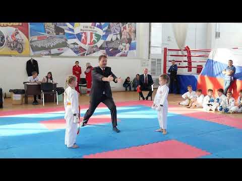 Краевые соревнования по каратэ WKC #8 Karate WKC Championship In Russia