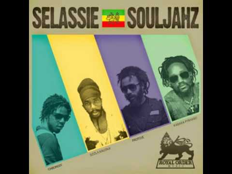 SELASSIE SOULJAHZ - CHRONIXX ft. KABAKA PYRAMID, PROTOJE & SIZZLA [Royal Order Music] FEB 2013