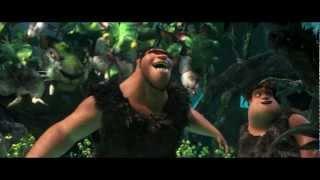 Семейка Крудс / The Croods 2013 трейлер HD