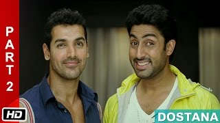 Role Playing - Part 2 - Dostana (2008) | Abhishek Bachchan, John Abraham, Priyanka Chopra