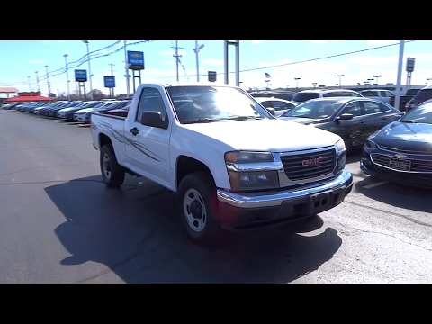 2009 Gmc Canyon Columbus London Springfield Hilliard