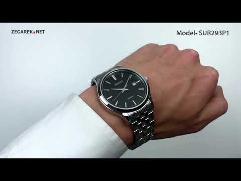 Seiko Classic SUR293P1 - Zegarek.net