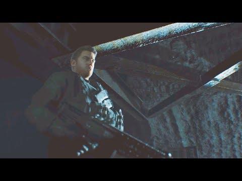 RESIDENT EVIL 7 Not A Hero Gameplay Demo TGS 2017 (Chris Redfield Gameplay)