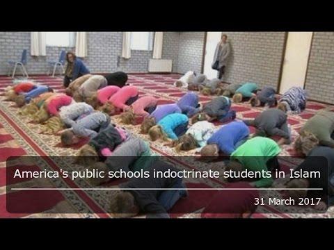 America's public schools are indoctrinating students in Islam