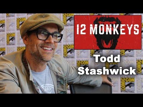 12 Monkeys  Todd Stashwick